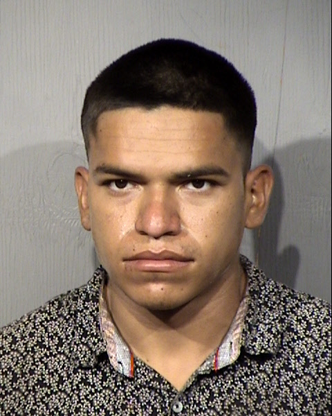 Osbaldo Gallardo Mugshot / Maricopa County Arrests / Maricopa County Arizona