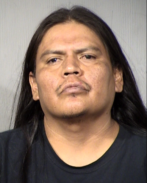 Brian Yazzie Mugshot / Maricopa County Arrests / Maricopa County Arizona