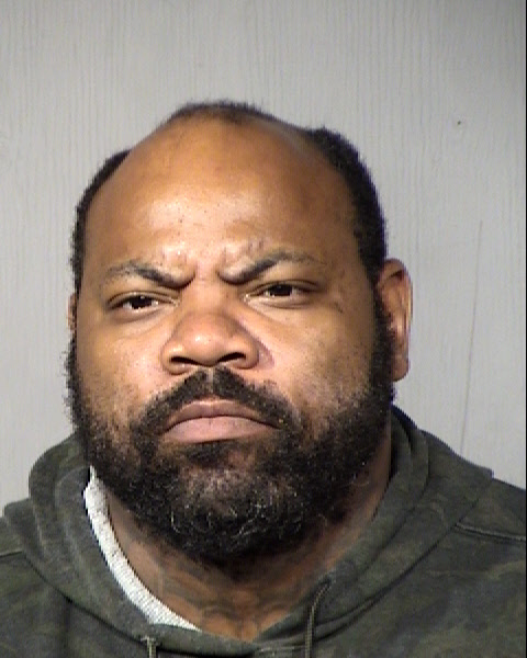 Damon Braxton Mugshot / Maricopa County Arrests / Maricopa County Arizona