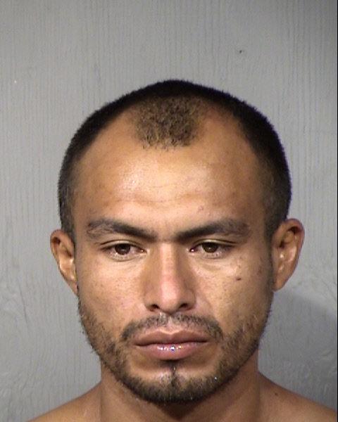 Alexander Maciel Mendiola Mugshot / Maricopa County Arrests / Maricopa County Arizona
