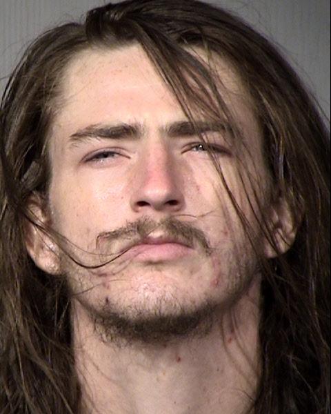 Garrett Wade Hall Mugshot / Maricopa County Arrests / Maricopa County Arizona
