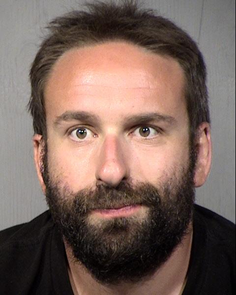 John Peter Ryaby Mugshot / Maricopa County Arrests / Maricopa County Arizona