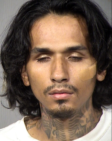 Blake Moreno Mugshot / Maricopa County Arrests / Maricopa County Arizona
