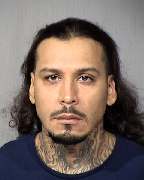 Miguel Adrian Pacheco Mugshot / Maricopa County Arrests / Maricopa County Arizona