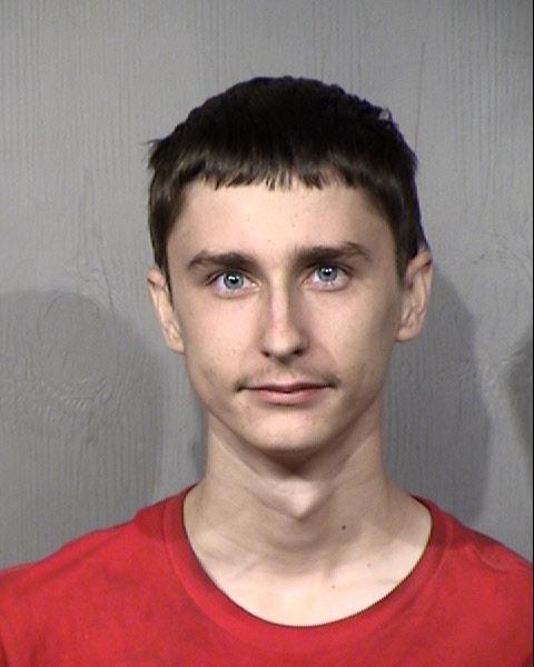 Elias Ryan Wools Garcia Mugshot / Maricopa County Arrests / Maricopa County Arizona