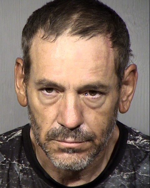 Donald Gregory Brown Mugshot / Maricopa County Arrests / Maricopa County Arizona