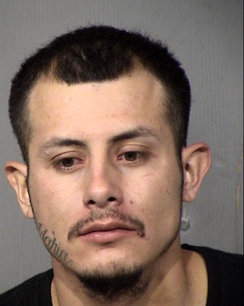 Eddy Ortega Romero Mugshot / Maricopa County Arrests / Maricopa County Arizona