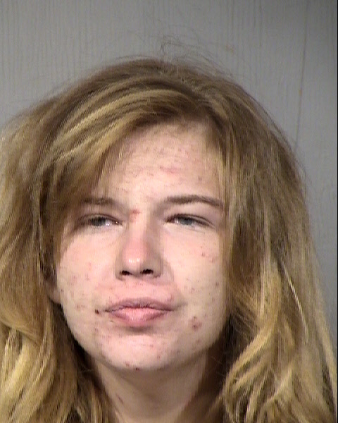 Zoe Obrien Mugshot / Maricopa County Arrests / Maricopa County Arizona
