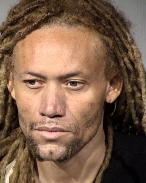 Johnny Isiah Thomas Mugshot / Maricopa County Arrests / Maricopa County Arizona