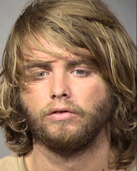 Darrick Brandon Guertin Mugshot / Maricopa County Arrests / Maricopa County Arizona
