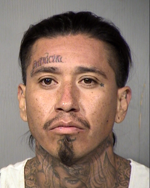 Jesus Jr Ruiz Mugshot / Maricopa County Arrests / Maricopa County Arizona