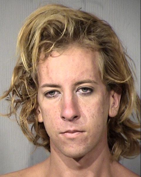 Zachary Arthur Edwards Mugshot / Maricopa County Arrests / Maricopa County Arizona