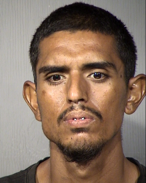 Hector Abraham Ochoa Mugshot / Maricopa County Arrests / Maricopa County Arizona