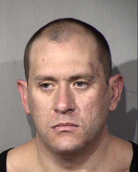 Tyler J Thompson Mugshot / Maricopa County Arrests / Maricopa County Arizona
