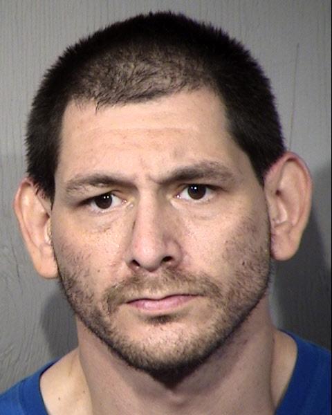 Andrew Williams Boneff Mugshot / Maricopa County Arrests / Maricopa County Arizona