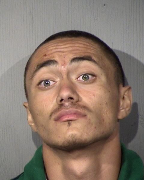 Jarrod Mane Hendrix Mugshot / Maricopa County Arrests / Maricopa County Arizona
