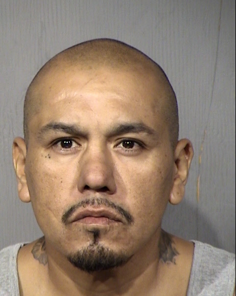 Ruben Ian Martinez Mugshot / Maricopa County Arrests / Maricopa County Arizona