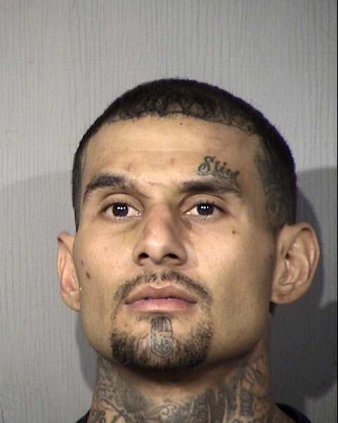 Ronnie Elias Garcia Mugshot / Maricopa County Arrests / Maricopa County Arizona
