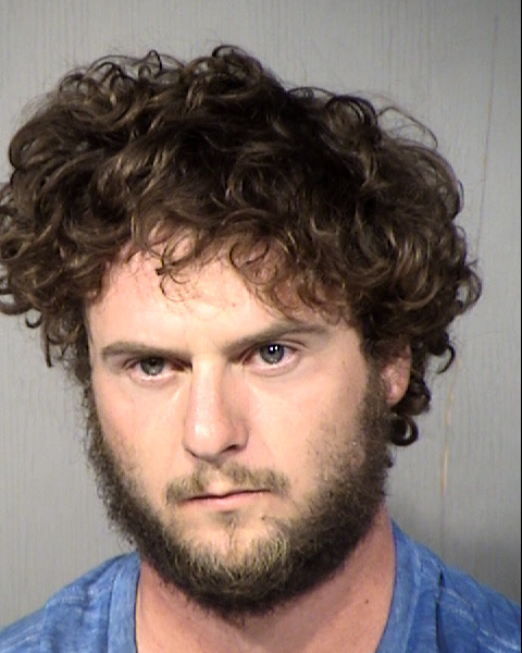 Daniel James Vanroosenbeek Mugshot / Maricopa County Arrests / Maricopa County Arizona