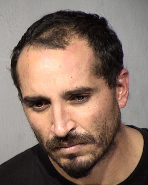 Brandon R Garcia Mugshot / Maricopa County Arrests / Maricopa County Arizona