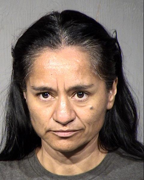 Elisa Cuellar Mugshot / Maricopa County Arrests / Maricopa County Arizona