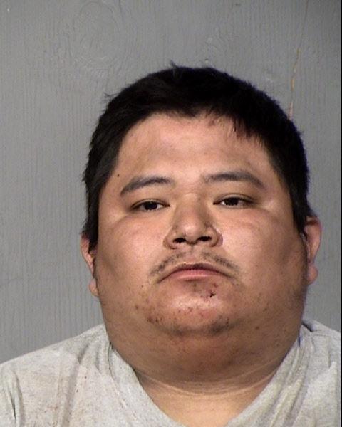 Alvin Tom Spencer Mugshot / Maricopa County Arrests / Maricopa County Arizona