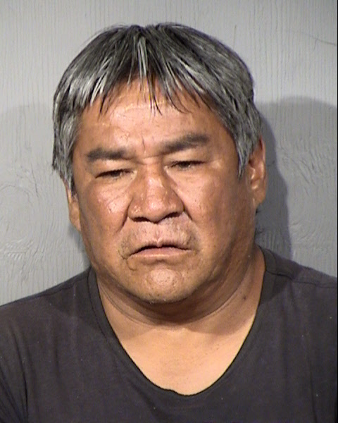 Woodrow Henry Begay Mugshot / Maricopa County Arrests / Maricopa County Arizona