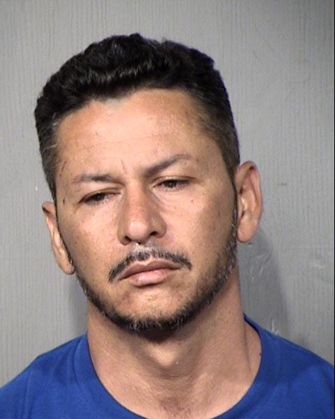 Eddi Rogelio Buzani Mugshot / Maricopa County Arrests / Maricopa County Arizona