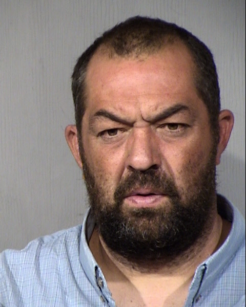 Saleem Mahmoud Salem Mugshot / Maricopa County Arrests / Maricopa County Arizona