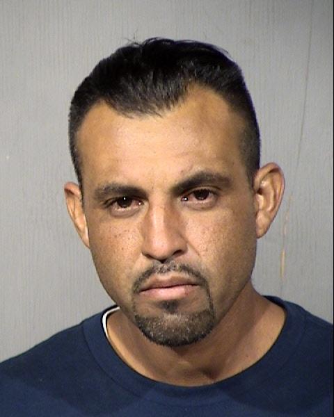 Daniel Anthony Gutierrez Mugshot / Maricopa County Arrests / Maricopa County Arizona