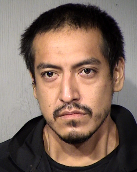 Francisco Xavier Escobedo Mugshot / Maricopa County Arrests / Maricopa County Arizona