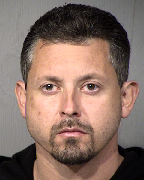 Kenneth Andrew Mata Mugshot / Maricopa County Arrests / Maricopa County Arizona