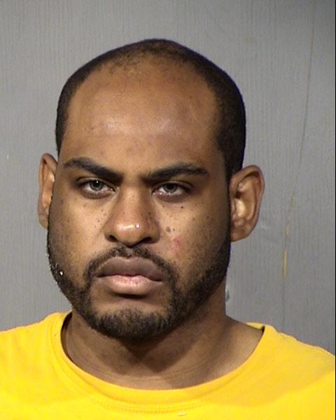 Nicholas M James Mugshot / Maricopa County Arrests / Maricopa County Arizona
