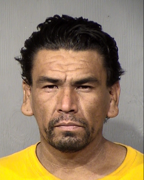 Jesus Munoz Mugshot / Maricopa County Arrests / Maricopa County Arizona