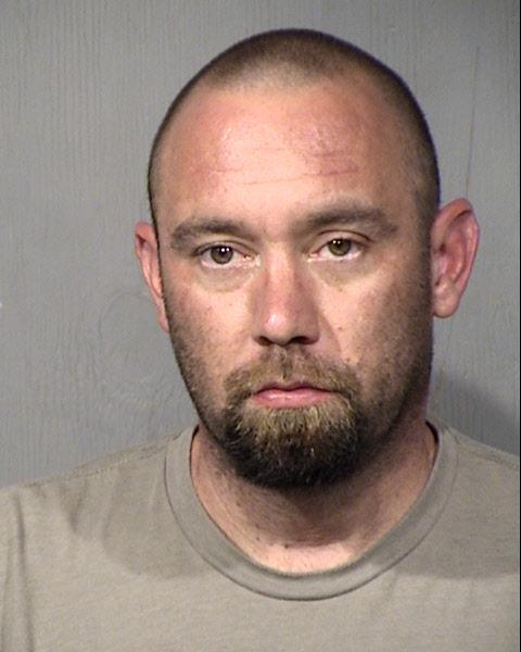 Justin Leatherman Mugshot / Maricopa County Arrests / Maricopa County Arizona