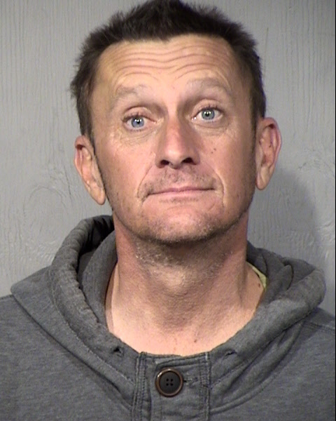 Warren Thomas Marks Mugshot / Maricopa County Arrests / Maricopa County Arizona