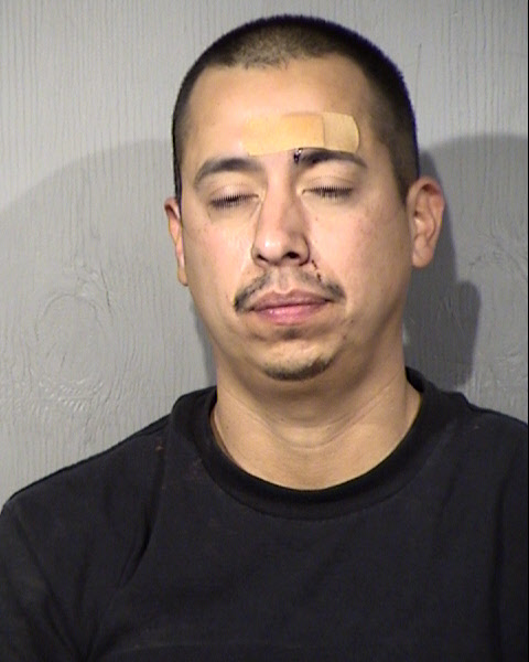 Paul Leo Guzman Mugshot / Maricopa County Arrests / Maricopa County Arizona