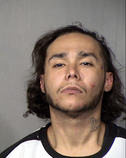 Justin M Wolf Mugshot / Maricopa County Arrests / Maricopa County Arizona