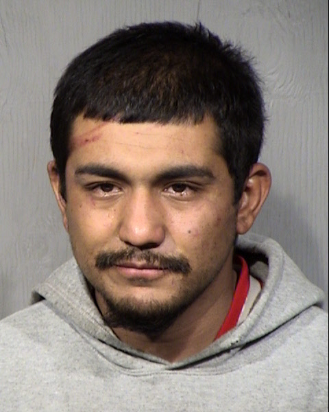 Estevan Marquez Mugshot / Maricopa County Arrests / Maricopa County Arizona