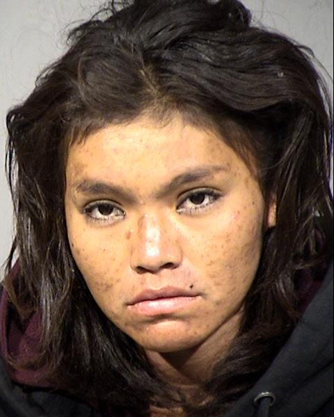 Audrianna Renay Bullis Mugshot / Maricopa County Arrests / Maricopa County Arizona