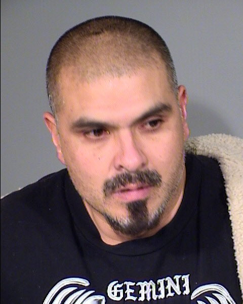 Orlando Garcia Mugshot / Maricopa County Arrests / Maricopa County Arizona