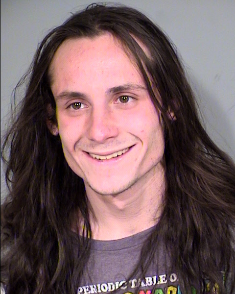 Keenan Matthew Diroberts Mugshot / Maricopa County Arrests / Maricopa County Arizona