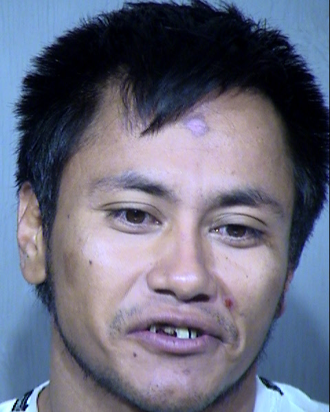 Yrigoyen F Gabriel Mugshot / Maricopa County Arrests / Maricopa County Arizona