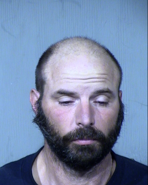 Matthew Scott Carbajal Mugshot / Maricopa County Arrests / Maricopa County Arizona