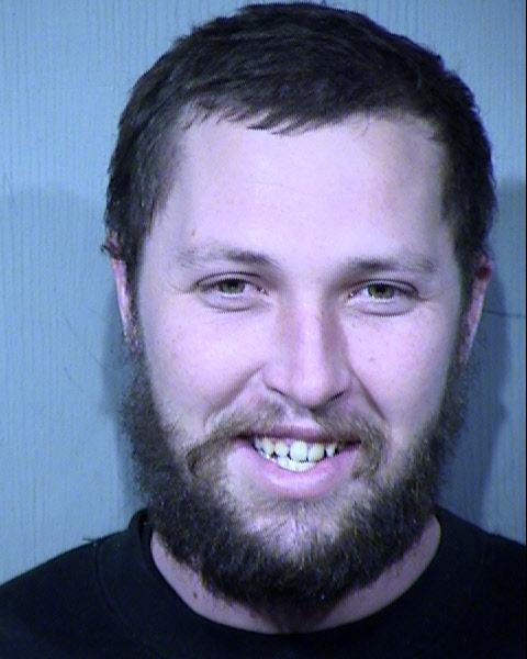 Blyth Ives Halbrook Mugshot / Maricopa County Arrests / Maricopa County Arizona