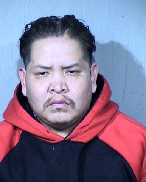 Arcenio Tex Paul Mugshot / Maricopa County Arrests / Maricopa County Arizona