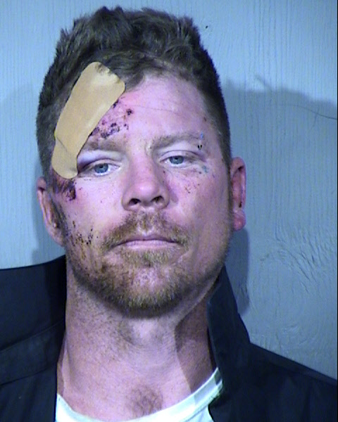 Darren Shane Wright Mugshot / Maricopa County Arrests / Maricopa County Arizona