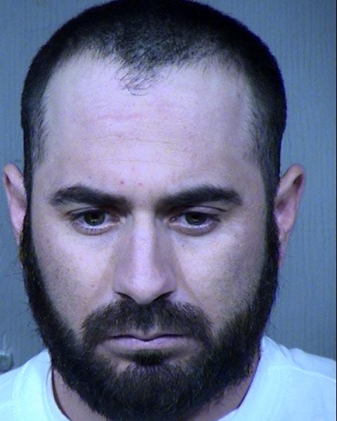 Jose Sol Federico Jimenez Mugshot / Maricopa County Arrests / Maricopa County Arizona