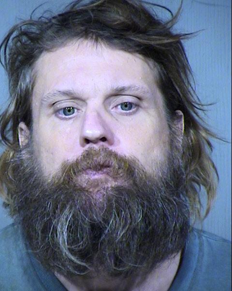 Justin Wyatt Mugshot / Maricopa County Arrests / Maricopa County Arizona