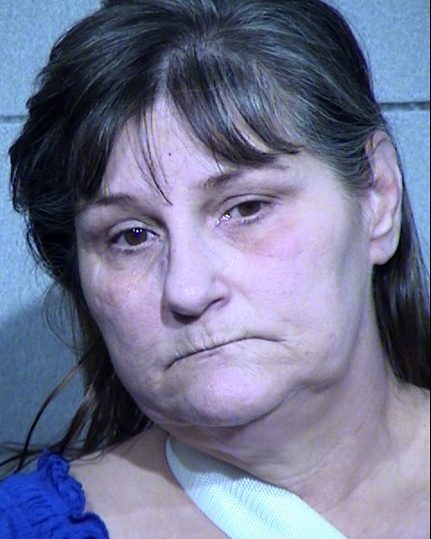 Deann Kay Ponthieux Mugshot / Maricopa County Arrests / Maricopa County Arizona